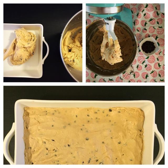 Peanut Butter Cookie Dough Fudge